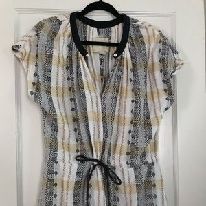 Ace&Jig handwoven dress